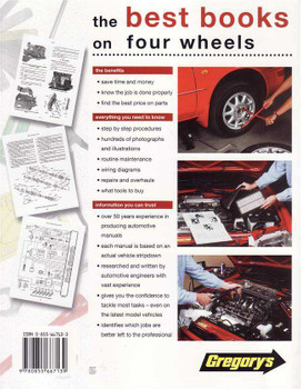 Ford Falcon, Fairlane LTD 1988 - 1992 Workshop Manual