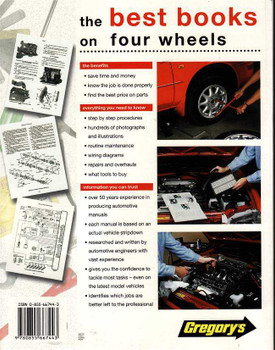 Ford Falcon Fairlane 1984 - 1987 Workshop Manual