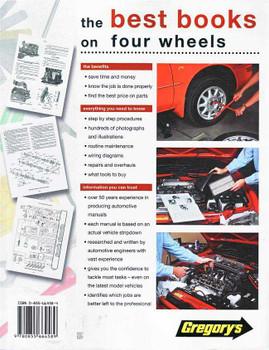 Holden Commodore VB Series L, SL, SLE V8 Engines 1978 - 1980 Workshop Manual