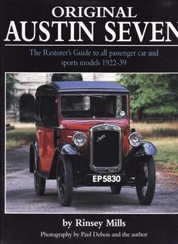 Original Austin Seven 1922 - 1939 The Restorer's Guide