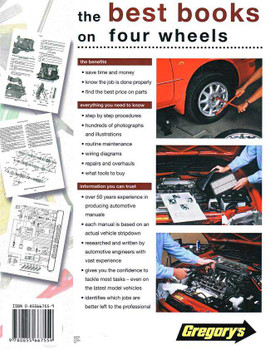 Holden Commodore & Toyota Lexcen V6 1991 - 1993 Workshop Manual