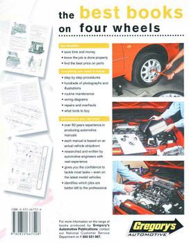 Nissan Pulsar & Holden Astra 1987 - 1991 Workshop Manual