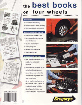 Daihatsu Charade 1980 - 1993 Workshop Manual