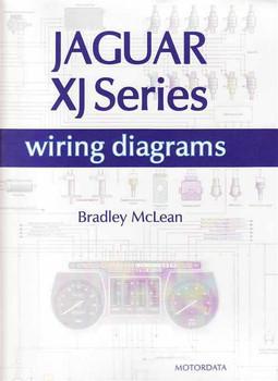Jaguar XJ Series Wiring Diagrams