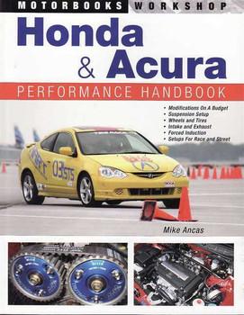 Honda & Acura Performance Handbook
