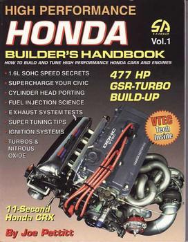 High Performance Honda Builder's Handbook
