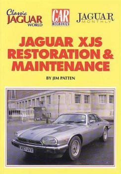 Jaguar XJS Restoration & Maintenance