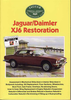 Jaguar | Daimler XJ6 Restoration