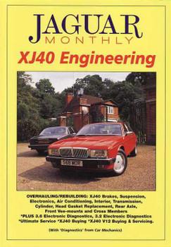 Jaguar XJ40 Engineering