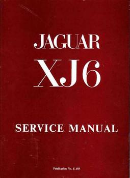 Jaguar XJ6 Series 1, 2.8 & 4.2 Litre Workshop Manual
