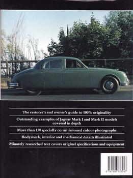 Original Jaguar Mk I, Mk II The Restorer's Guide