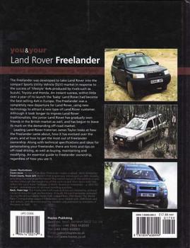 You & Your Land Rover Freelander: Buying, Enjoying, Maintaining, Modifying