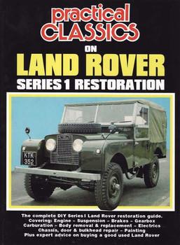 Land Rover Series 1 Restoration