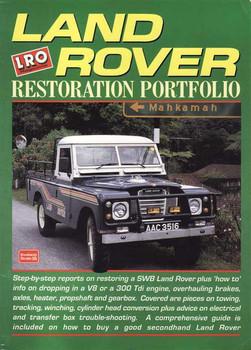 Land Rover Restoration Portfolio