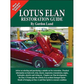 Lotus Elan A Restoration Guide