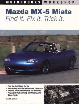 Mazda MX-5 Miata Find it. Fix it. Trick it