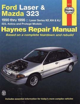 Ford Laser & Mazda 323 1990 - 1996 Workshop Manual