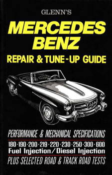 Mercedes Benz Repair & Tune-Up Guide