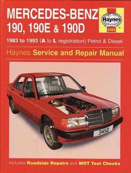 Mercedes - Benz 190 1983 - 1993 Workshop Manual
