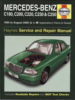 Mercedes - Benz C-Class 1993 - 2000 Workshop Manual