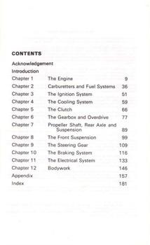 MGA & MGB 1955 - 1968 Workshop Manual