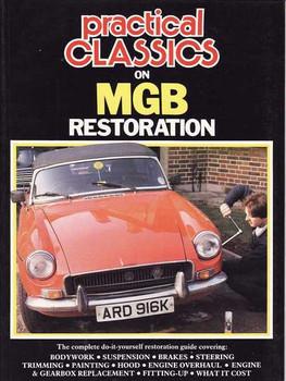 MGB Restoration