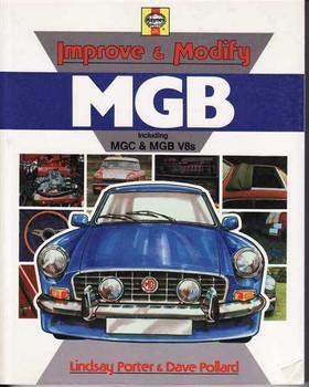 Improve & Modify MGB Including MGC & MGB V8s