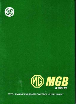 MGB & MGB GT Workshop Manual