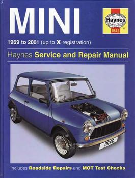 Mini 1969 - 2001 Workshop Manual