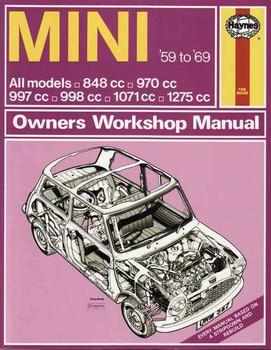 Mini 1959 - 1969 Workshop Manual