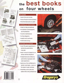 Nissan Patrol MQ Series 1980 - 1987 Workshop Manual