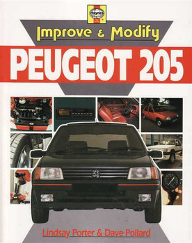 Improve & Modify Peugeot 205