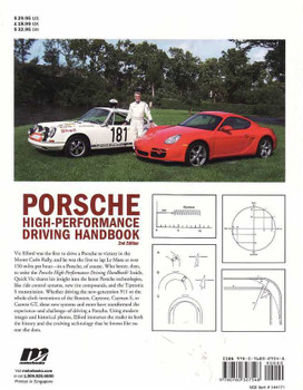 Porsche High-Performance Driving Handbook 2nd Edition