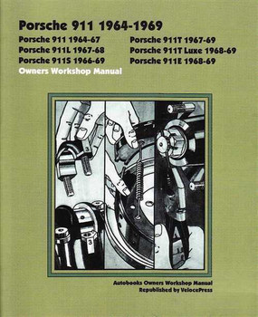 Porsche 911 1964 - 1969 Workshop Manual