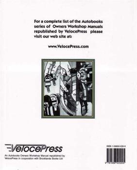Porsche 911 1964 - 1969 Workshop Manual