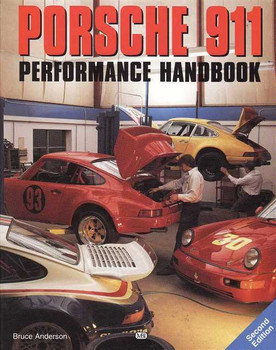 Porsche 911 Performance Handbook (2nd Edition)