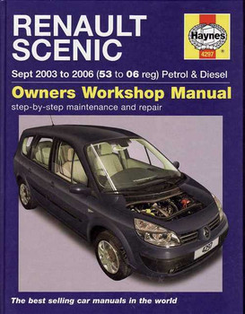 Renault Scenic 2003 - 2006 Workshop Manual