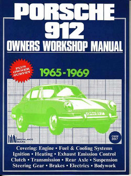 Porsche 912 1965 - 1969 Workshop Manual