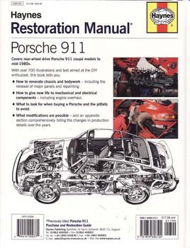 Porsche 911 Restoration Manual