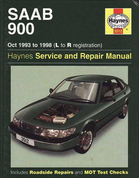 Saab 900 1993 - 1998 Workshop Manual