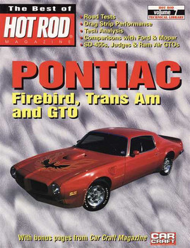 Pontiac Firebird, Trans Am and GTO