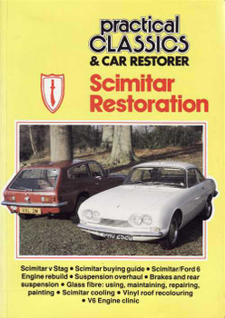 Reliant Scimitar Restoration