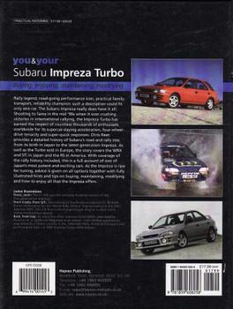 You & Your Subaru Impreza Turbo: Buying, Enjoying, Maintaining, Modifying