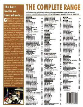 Toyota Hi-Lux 4WD & 4Runner Diesel LN Series 1981 - 1989 Workshop Manual