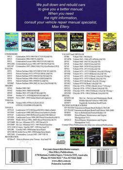 Toyota Hilux 2WD & 4WD RZN, VZN, LN, KZN 1997 - 2005