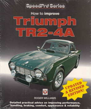 How To Improve Triumph TR2-4A - Updated & Revised Edition -= Front