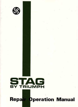 Triumph Stag Workshop Manual