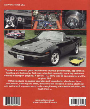 How to Improve Triumph TR7, TR7-V8 & TR8