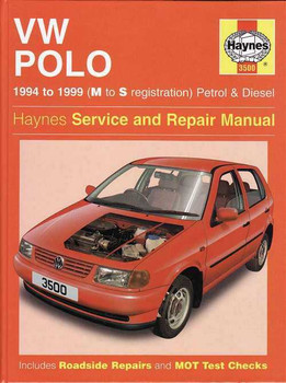 Volkswagen Polo 1994 - 1999 Workshop Manual
