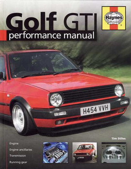 Volkswagen Golf GTI Performance Manual